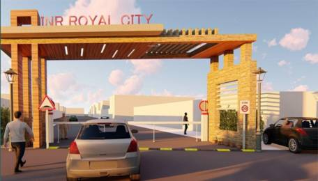 INR Infrastructures Royal City Elevation