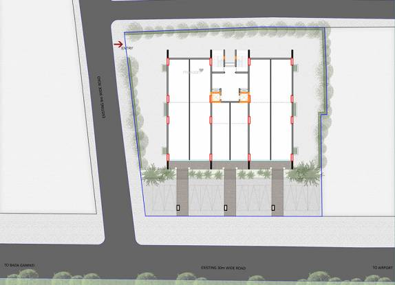 Value Space Tower Site Plan