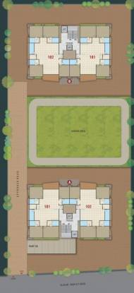 Coreland Luxuria Layout Plan