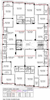 Swara Sapphire Cluster Plan