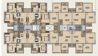 Koriya Kishan Enclave Cluster Plan