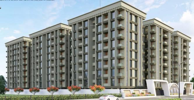 Sukh Varni Residency Elevation