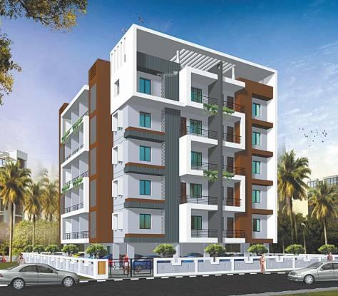 Vishwas Lalita Residency Elevation