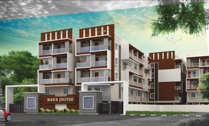 Navajyothi Nava Vaibhava A Block Elevation