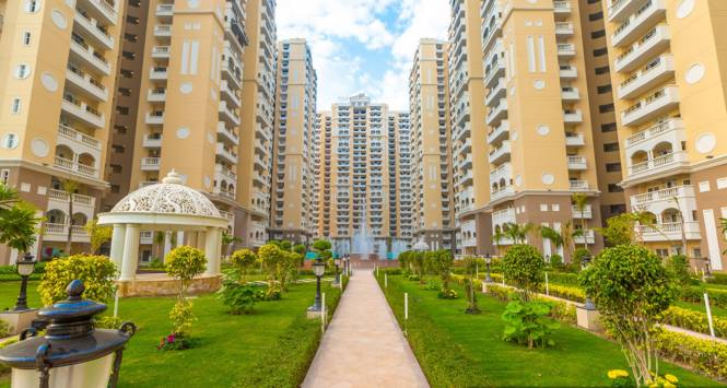 Purvanchal Royal City Phase 2 Elevation