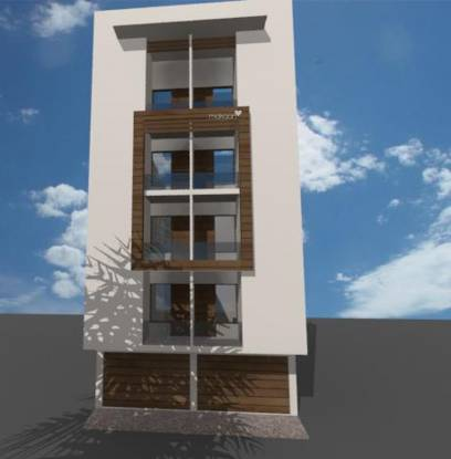 Shree Apartment Elevation