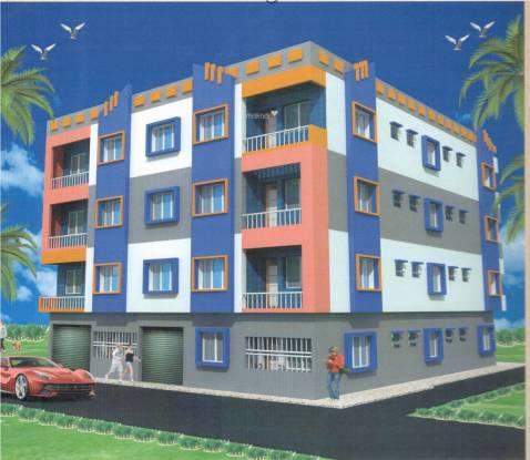 M A H Jai Ganesh Apartment 1 Elevation