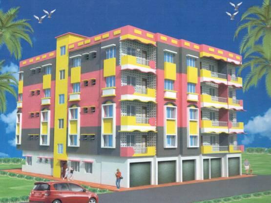 M A H Jai Ganesh Apartment 3 Elevation