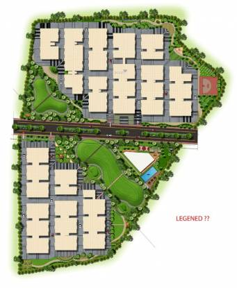 Tranquillo Projects Mpr Urban City Layout Plan