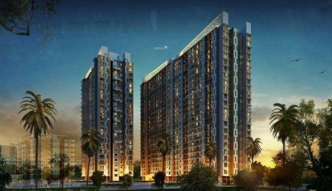 Raj Rudraksha Building No 11 Elevation