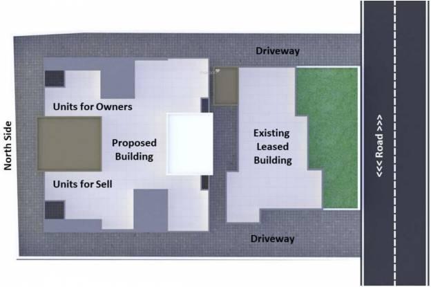 Urban ULV Sushant Site Plan