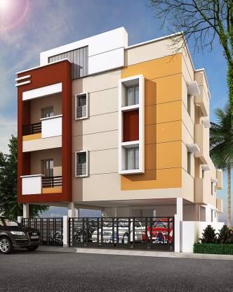Muthu Prithishka Homes Elevation