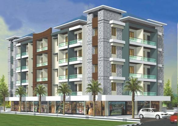 Parijatha Residency Elevation