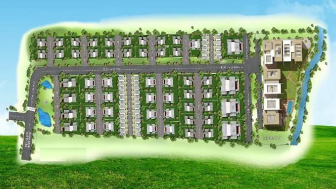 Avinash Magneto Signature Homes 1 Layout Plan