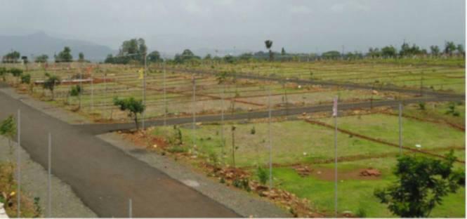 Avinash Sun City Plots Elevation