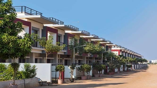 Avinash New County Villa Elevation