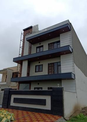 Prashant Luxury Independent Floor Elevation