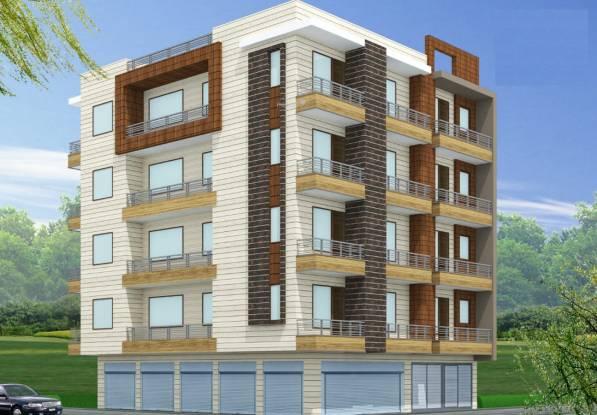 Rising Sun Luxury Homes Elevation