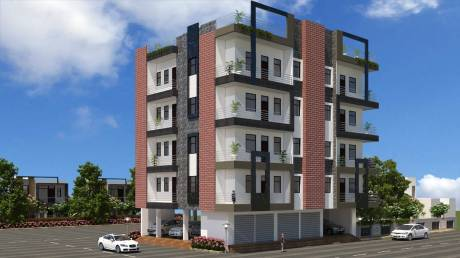 Goyal Sachin Goyal Affordable Homes Elevation