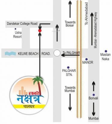 Haware Nakshatra Phase 3 Location Plan