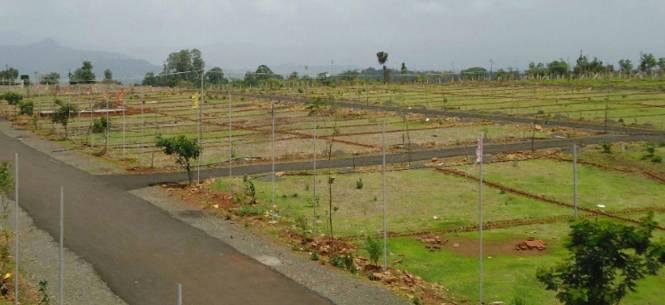 Vijaya Brindavan Hills Elevation