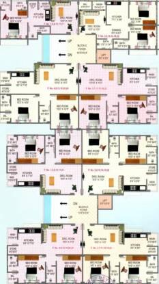 Vasudev Malhar Vadvala Residency Cluster Plan