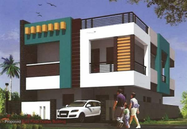 STBL Lakshmi Venkateswara Gardens Extension Villa Elevation