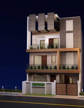Goyal Rajat Goyal Affordable Homes Elevation