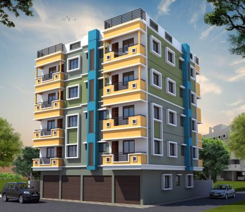 Siddhi Vinayak Apartment 6 Elevation
