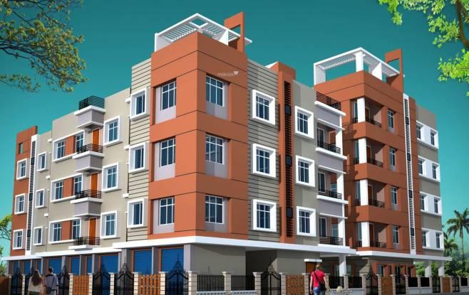 Surakha Surakha Residency 1 Elevation
