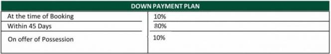 group Down Payment