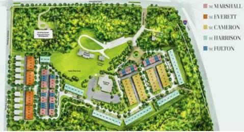 township-codename-pegasus Master Plan