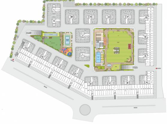 Shaligram Prime Cluster Plan