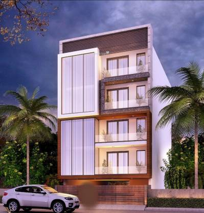 Gaur Group Floors 3 Elevation
