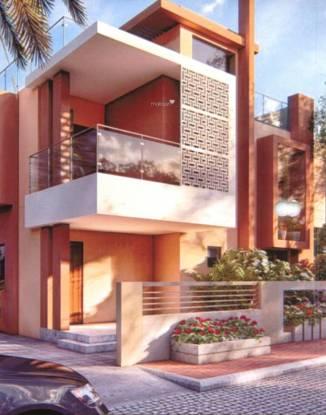 Siddh Madhav Green Villa Elevation