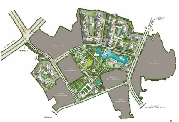 parkcity Images for masterPlan