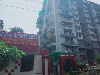 Reputed Seema Apartment Elevation