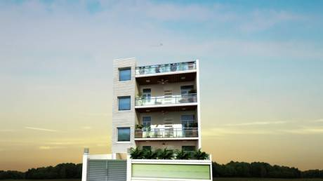 Indeera IB Homes Sushant Lok 1 Elevation