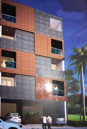 Panchratan Apartments Elevation