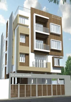 Hemagiri Sai Anagha Mansion Elevation