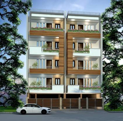Surendra Krishana Homes Elevation