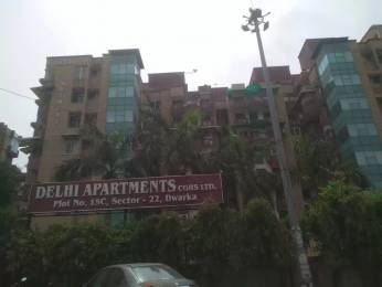 Reputed Delhi Apartment Elevation