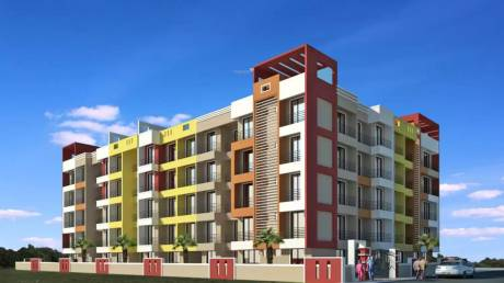 Shubh Shree Residency Elevation