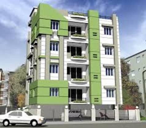 Maa Santoshi Shivaloy Apartment Elevation