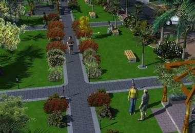 navkar-city Landscaped Gardens