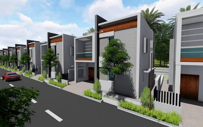 GT Infra Water Front Elevation