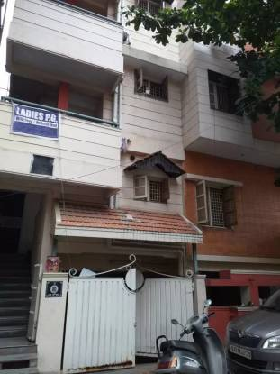 Reputed Anugraha Apartment Elevation