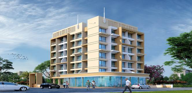 Pratham Shree Samarth Elevation