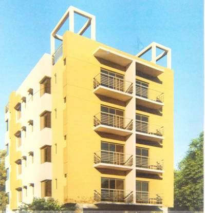 Danish Upawan Co Operative Housing Society Elevation