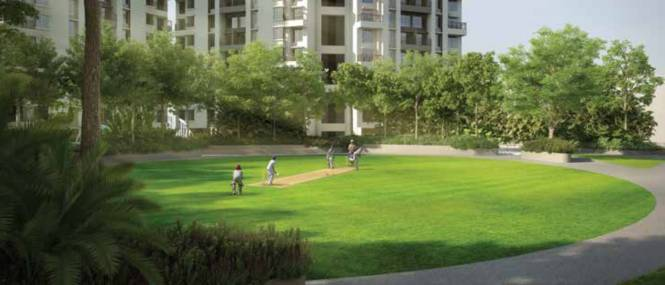 Adhiraj Capital City Tower Meraki Amenities